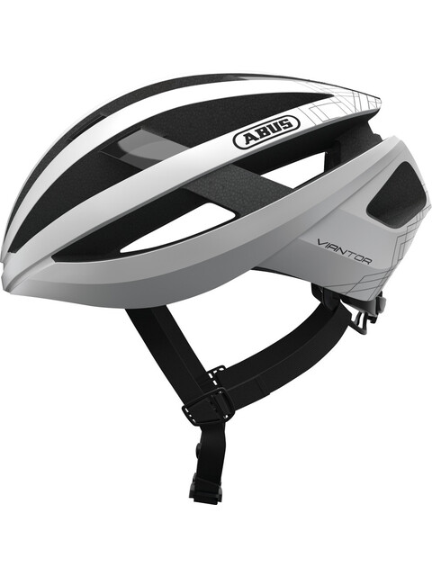 ABUS Viantor - Casco de bicicleta - blanco